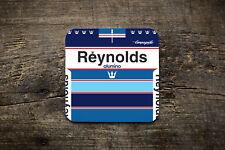 Reynolds Retro Jersey Coaster Coaster - Bike Ninja Cycling Retro Road Jersey