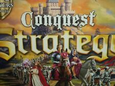 Stratego Conquest - Play Monster Games Board Game New!