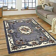 Rugs Area Rugs 8x10 Carpets Rug Oriental Gray Large Floor Living Room Grey Rugs