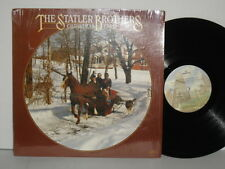 THE STATLER BROTHERS Christmas Card LP Jingle Bells Something You Can't Buy