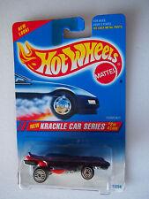 HOT WHEELS 1994 ISSUE TURBOA KRACKLE CAR SERIES 2/4