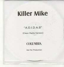 (CZ843) Killer Mike, Adidas - DJ CD