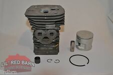 HUSQVARNA 455, 460, JONSERED 2255  CYLINDER & PISTON KIT OEM KIT, 537320501 49MM