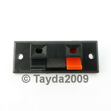 2 x 2 Way Speaker Terminal - Free Shipping