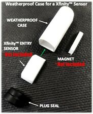 (Pack Of 1) Works With Xfinity Door Entry Sensors Weatherproof Cases Only