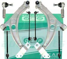 Para VW Passat 3C5 3C2 B6 frontal inferior brazos de Suspensión Wishbone Seguimiento De Control Kit
