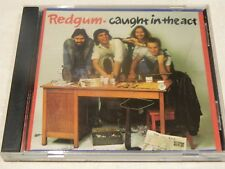 Redgum Caught In The Act CD [Ft: I Was Only 19]