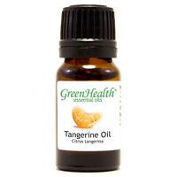 15 ml Tangerine Essential Oil (100% Pure & Natural) - GreenHealth