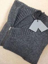 AllSaints Women's Wool Blend Zip Cardigans for Men