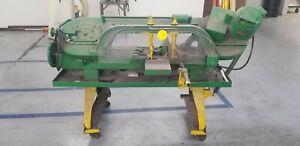 WELLS 8M  METAL BAND SAW 120V