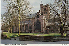 postcard  Scotland  Carlisle Cathedral from the North unposted