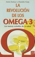 La revolución de los omega 3-ExLibrary