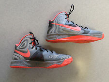"""Nike """"Hyperfuse"""" black, gray and red basketball shoes, Men's 10.5 (eur 44.5)"""