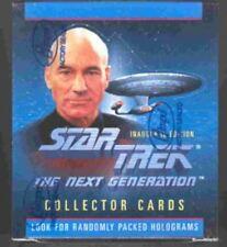 Star Trek The Next Generation Inaugural Card Box