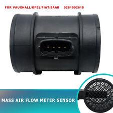 0281002618 Mass Air Flow Meter Sensor for Vauxhall Opel Astra H Corsa D Vectra