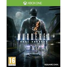 Murdered - Soul Suspect For XBOX One BRAND NEW SEALED.