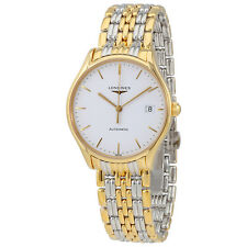 Longines Lyre White Dial Automatic Ladies Watch L4.760.2.12.7