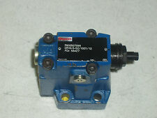 REXROTH DR10-5-52/100Y-12 PRESSURE REDUCING VALVE R900507099