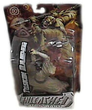 "Star Wars Unleashed TUSKEN RAIDER 7"" figure & base - MOB"