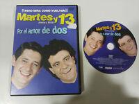 MARTES Y 13 POR EL AMOR DE DOS DVD + EXTRAS JOSEMA Y MILLAN 95 MIN REGION 2