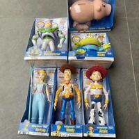 Disney Toy Story 4 Talking Friends Woody Buzzlightyear Aliens Figure TAKARA TOMY