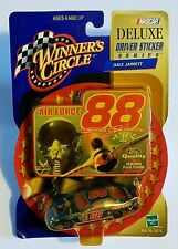 Dale Jarrett Winners Circle Die Cast Stockcar 2000 Deluxe Driver Sticker Series