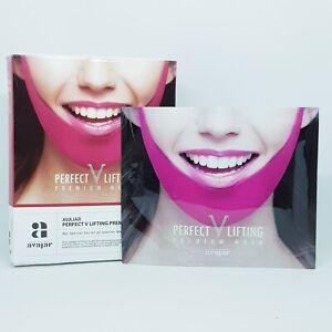 AVAJAR Perfect V Lifting Premium Patch Mask 11g x 5ea Anti-Wrinkle K-Beauty