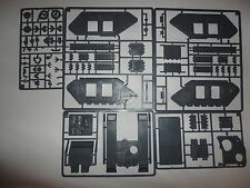 Warhammer 40k Space Marine Tank Land Raider New Sprues No Guns or Weapon Mounts