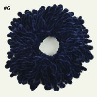 Volumising Scrunchie Big Hair Tie Bun Clip Hijab Scarf Volumizer Khaleeji Sale