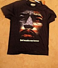 Jimi Hendrix - War Heroes ; Brand New with Tags Official T-Shirt ; Size Xl , sup