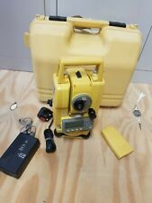 Topcon GTS-226 total station - calibrated