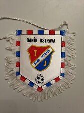 FANION VINTAGE - BANIK OSTRAVA