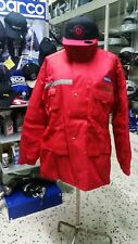 GIUBBOTTO SPARCO FIRST TAGLIA XL ROSSO  - SPARCO JACKET XL FIRST SPARCOTEAMWEAR