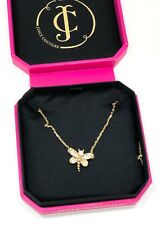 Juicy Couture Dragonfly Necklace