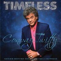 CONWAY TWITTY - TIMELESS   CD NEU