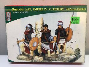 Lucky Toys 1/72 scale Romans, Late Empire IV-V Century