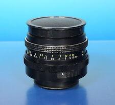 Jena DDR T 50mm/2.8 Objektiv lens objectif für M42 - (91216)