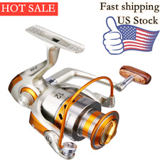 12Bb Ball Bearing Fishing Spinning Reels Saltwater Freshwater Left Right Hand