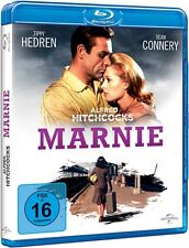 Blu-ray MARNIE v. Alfred Hitchcock,Tippi Hedren, Sean Connery ++NEU
