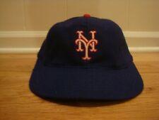VTG New York Giants Ted Fletcher 7 5/8 hat cap 90s retro leather throwback mets