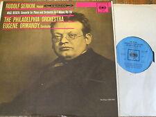SBRG 72402 Reger Piano Concerto / Serkin / Ormandy