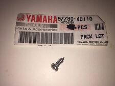 Yamaha TZ125 250 '99-'01 OEM Meter Tapping Screw 97780-40110-00