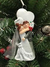 PERSONALISED CHRISTMAS TREE DECORATION/ WEDDING DECORATION WEDDING I DO