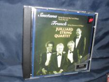 Smetana / Franck - String Quartet -Juilliard String Quartet