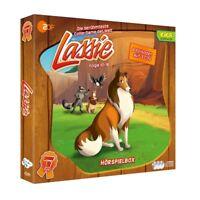 LASSIE - LASSIE HÖRSPIEL BOX 2 (3 CDS)  3 CD NEU