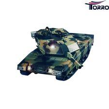 RC Panzer Leopard 2A5 Heng Long Schussfunktion Sound Licht 1:24