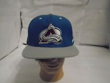 COLORADO AVALANCHE 2001 STANLEY CUP MENS SNAPBACK HAT -RARE EDITION