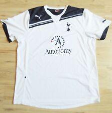 TOTTENHAM HOTSPUR Puma Home Shirt 2010/11 (XL)