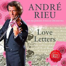 ANDRE RIEU - LOVE LETTERS (BRAND NEW CD)