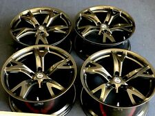 """19"""" Nissan 370Z 370 Forged Rims Wheels Factory OEM  19"""
